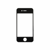 iPhone 4S touch glass lens