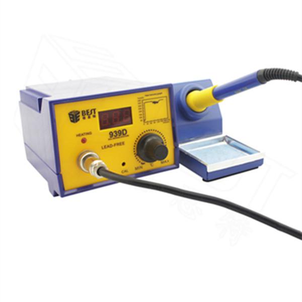 BEST-939D High Quality Temperature Adjustable Solder Iron Station