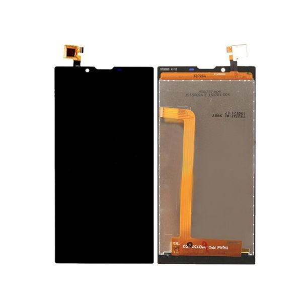 Archos 55 Platinum Screen Assembly (Black) (Premium)