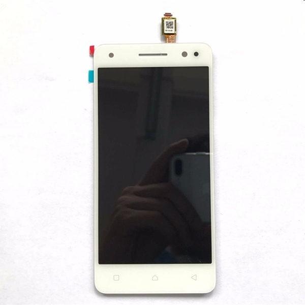 Lenovo Vibe S1 Lite Screen Assembly (White) (Premium) - frame optionaled