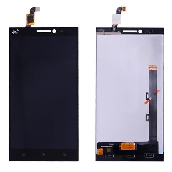 Lenovo A6010 Screen Assembly (Black) (Premium)