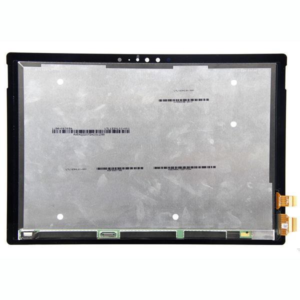 Microsoft Surface Pro 4 V1.0 LTN123YL01-001 Screen Assembly (Black) (OEM) - With Windows 8 Logo Only