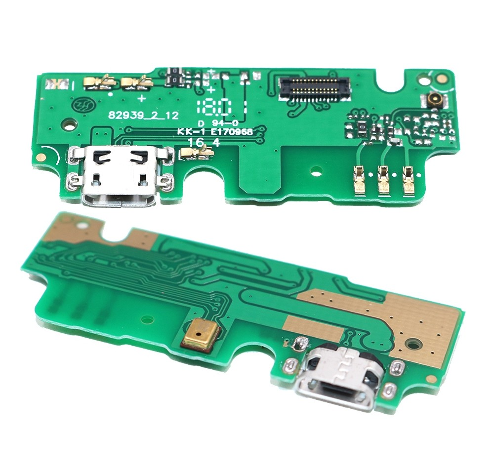Lenovo K6 Note Charger Port Board with Microphone (Copy)
