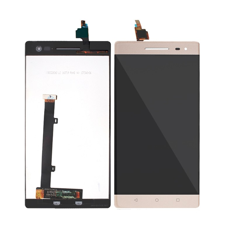 Lenovo Phab2 Pro pb2-690 Screen Assembly (Gold/Black) (Premium)