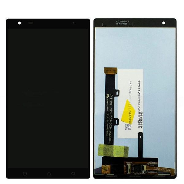 Lenovo Vibe X3 / Lemon X3 Screen Assembly (Black) (OEM)