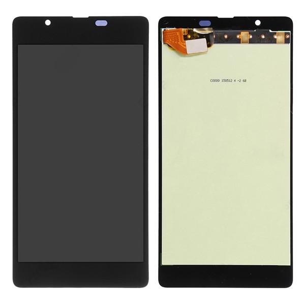 Microsoft Lumia 540 Dual SIM LCD Screen and Digitizer Assembly - Black