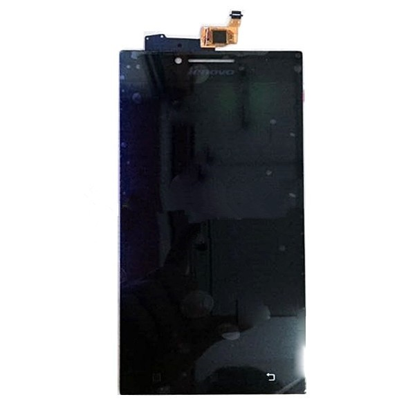 Lenovo P70 Screen Assembly (Black) (Premium)