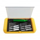 Wholesale 14 in 1 Precision Screwdriver Disassemble Repair Tools Kit / BST 302