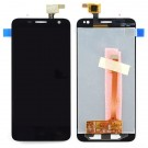 Alcatel One Touch Idol Mini 6012 OT6012 LCD Screen and Digitizer Assembly - Black - Full Original - frame optionaled
