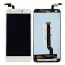 Alcatel Vodafone Ultra 6 VF995 VF995N LCD Screen and Digitizer Assembly - White - Full Original