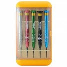 Aluminium Screwdriver 5pcs Set /BEST-668S