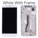 "Asus Zenfone 3 Laser ZC551KL (5.5"") Screen Assembly with Frame (White/Gold) (OEM Used)"
