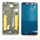 Asus Zenfone 3 Laser ZC551KL Front Frame (White/Black) (OEM)