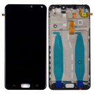 Asus Zenfone 4 Max ZC554KL Screen Assembly with Frame (White/Black) (OEM Used)