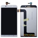 Asus ZenFone Max ZC550KL Screen Assembly (White/Black) (Premium) - frame optionaled