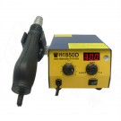 BEST-850D LED Displayer Hot Air Gun Soldering Station (110v/220v)