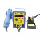 BEST-898D+ Double LED display 2 IN 1 Temperature Controlled Hot Air SMT BGA Soldering Rework Station