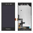 BlackBerry Leap Z20 Screen Assembly with Frame (Black) (Premium)