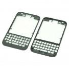 BlackBerry Q5 Front Housing - Black - Original