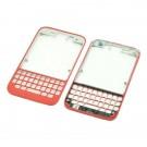 BlackBerry Q5 Front Housing - Red - Original
