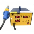 BST-768D Digital Desoldering welding Tool Hot Air Soldering Station Gun