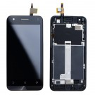 Asus Zenfone C ZC451CG LCD Screen Assembly with Frame (Black) (OEM)