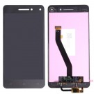 Lenovo Vibe S1 Screen Assembly (Black) (Premium)