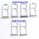 Samsung Galaxy A320 SIM Card Tray (Pink/Gold/Light Blue/Black) 5pcs/lot