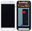 Samsung Galaxy S6 Active G890 Screen Assembly (White) (Premium)