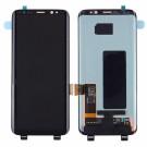 Samsung Galaxy S8 Screen Assembly (Black) (OEM Refurb)