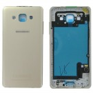 Samsung Galaxy A5 SM-A500 Battery Back Cover - White Original - with Words