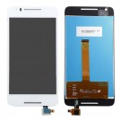 HTC Desire 625 LCD Screen Assembly (White/Black) (Premium) - frame optionaled