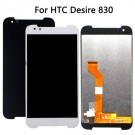 HTC Desire 830 Screen Assembly (White/Black) (Premium) - frame optionaled