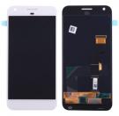 HTC Google Nexus Marlin M1 (HTC Pixel XL) Screen Assembly (White/Black) (OEM)