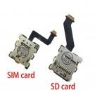 HTC One M10 SD/SIM Card Reader Flex Cable Original