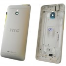 HTC One Mini Rear Housing (Silver) - With HTC and beatsaudio Logo - Without Words Original
