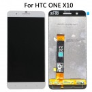 HTC One X10 Screen Assembly (White/Black) (Premium)