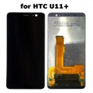HTC U11 Plus Screen Assembly (Black) (OEM)
