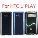HTC U Play Battery Door (White/Pink/Dark Blue/Black) (OEM)