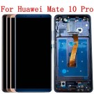 Huawei Mate 10 Pro Screen Assembly with Frame (Cherry pink gold/Mocha Gold/Blue/Black) (Original)