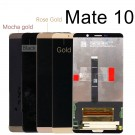 Huawei Mate 10 Screen Assembly with Frame (Mocha Gold/Gold/Rose Gold/Black) (Premium Aftermarket)