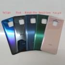 Huawei Mate 20 Pro Battery Door (Pink/Green/Blue/Aurora/Black) (OEM)