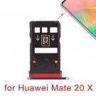 Huawei Mate 20 X SIM Card Tray (Silver/Blue) (OEM)