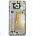 Huawei Mate S Battery Door with Small Parts - Silver - Original