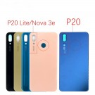 Huawei P20 Glass Battery Door (Gold/Pink/Blue/Black) (OEM)