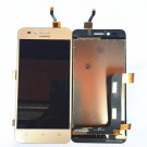 Huawei Y3 II (Y3-2) Screen Assembly (3G/4G) (Gold) (Premium)
