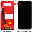 Huawei Y7 (2019) Screen Assembly (Black) (OEM)