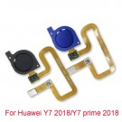 Huawei Y7 Prime 2018 Enjoy 8,Honr 7C Fingerprint Sensor Flex (Gold/Dark Blue/Black) (Original)