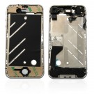 iPhone 4s Middle Cover Full Assembly Black