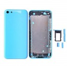 iPhone 5C Back Cover Blue